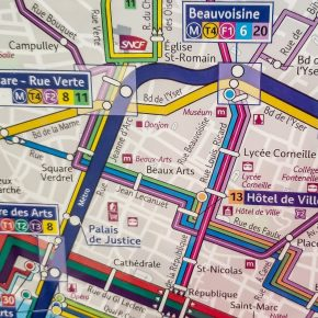 Metro Rouen Guide & Historic City Centre Stops
