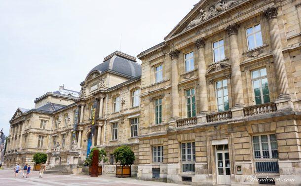 Rouen Museum of Fine Arts | Train Paris Rouen | Is Rouen worth visiting?