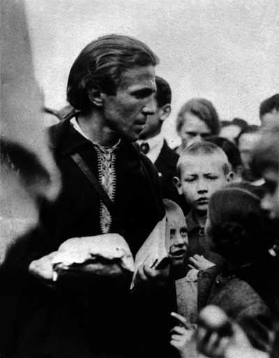 Friedrich Muck Lamberty - 10-1920