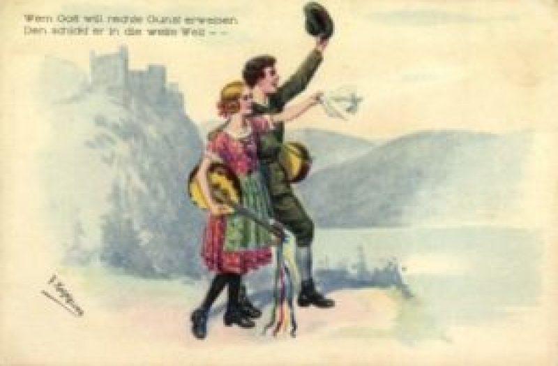 Kaskeline - Wem gott will rechte Gunst erweisen - Scènes de la vie d'un propre à rien