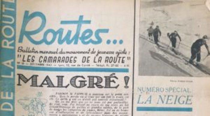 Les camarades de la route - 16 - 12-1943