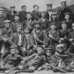 Karl Fischer - Alt-Wandervogel 1905 - Fischer avec son groupe de Halle lors d'une randonnée dans le Harz