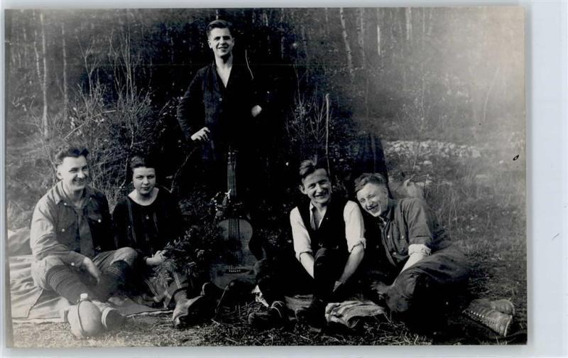 Wandervogel dans les années 20