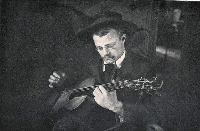 Hans Breuer vers 1910