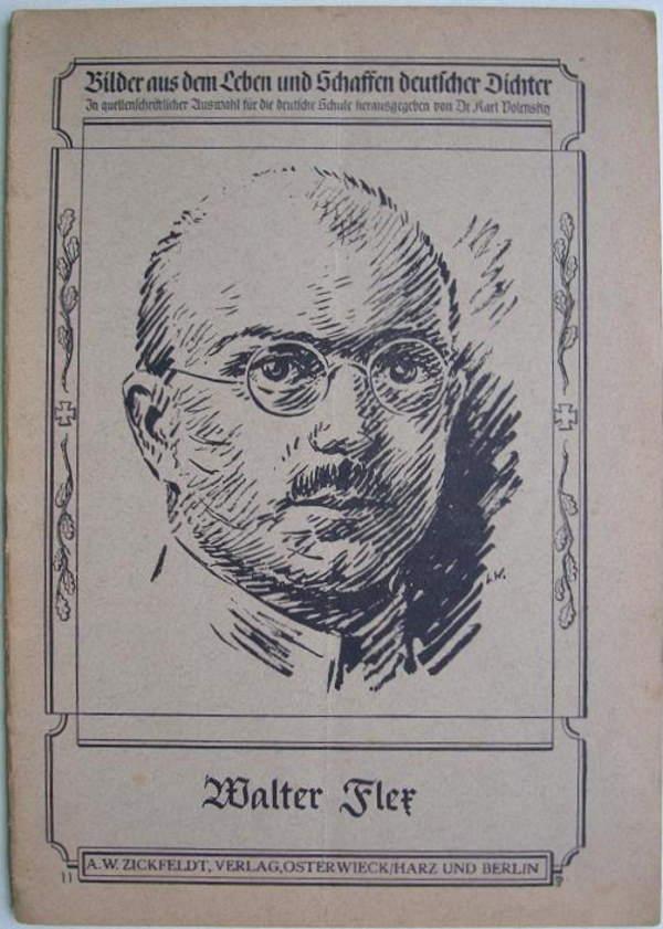 Buch Walter Flex