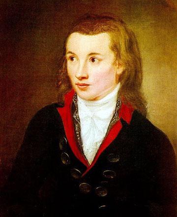 Le poète allemand Novalis a popularisé la fleur bleue dans son roman Henri d'Ofterdingen avec le rêve d'Henri