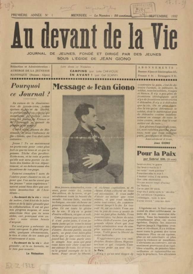 1937-09-01_Au devant d ela vie_1_couverture
