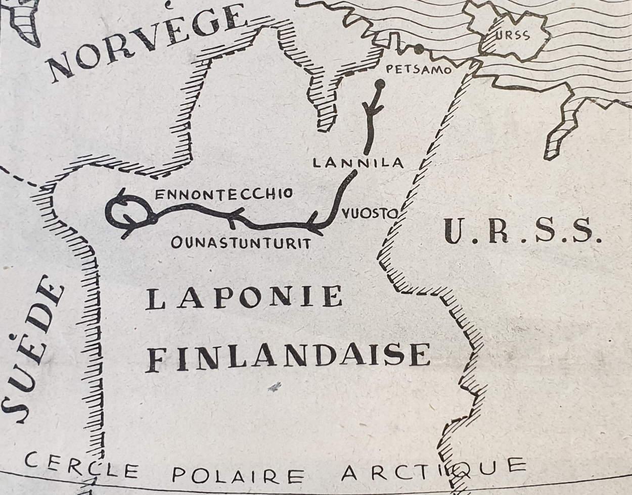 Solstice en Laponie - Les skieurs de la nuit