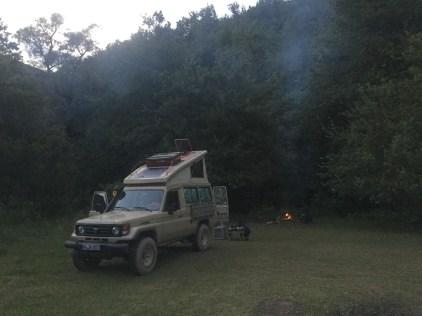 Great camping spot
