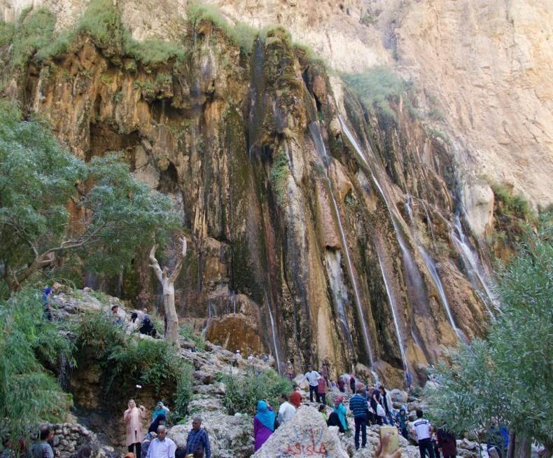 Margoon waterfalls
