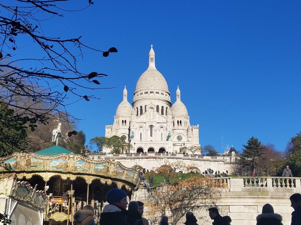 A favorite (and mostly downhill) walk through Paris' colorful Montmartre neighborhood