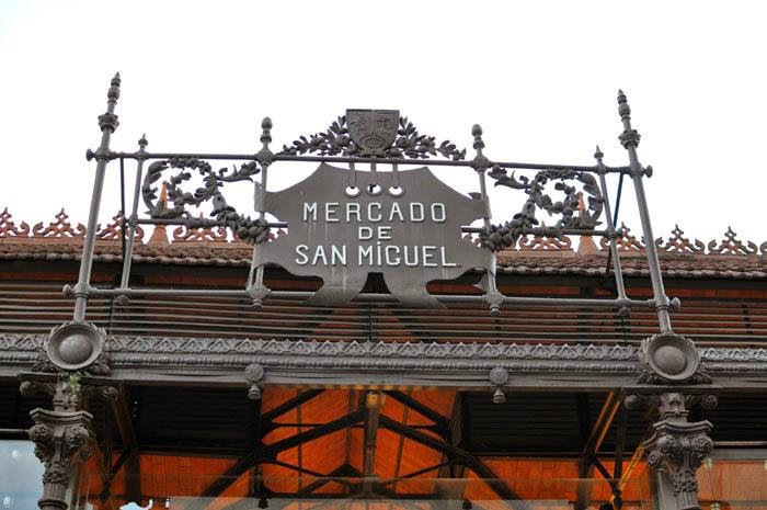 Madrid: Mercado de San Miguel