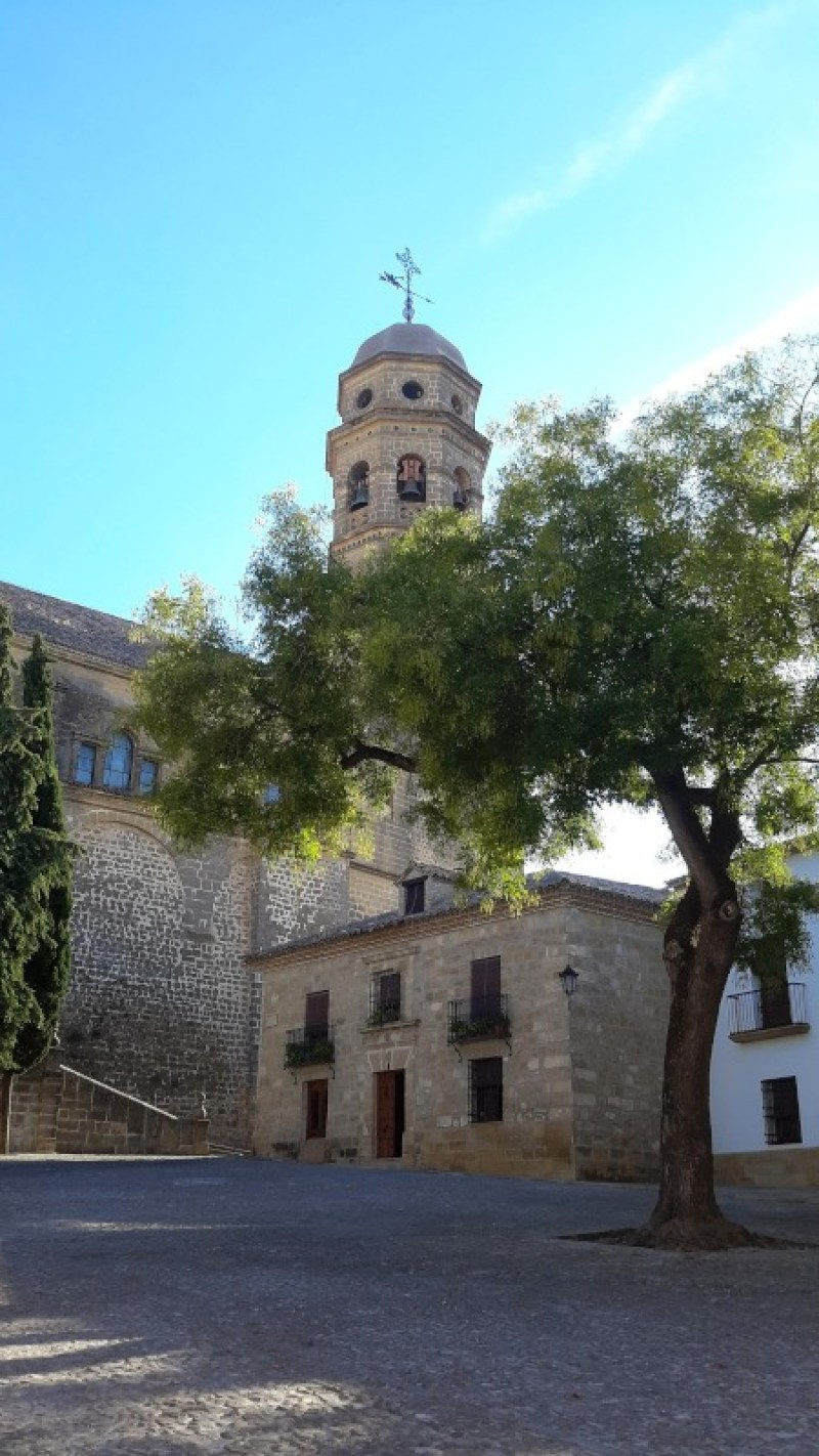 Baeza (Spain) a UNESCO World Heritage site