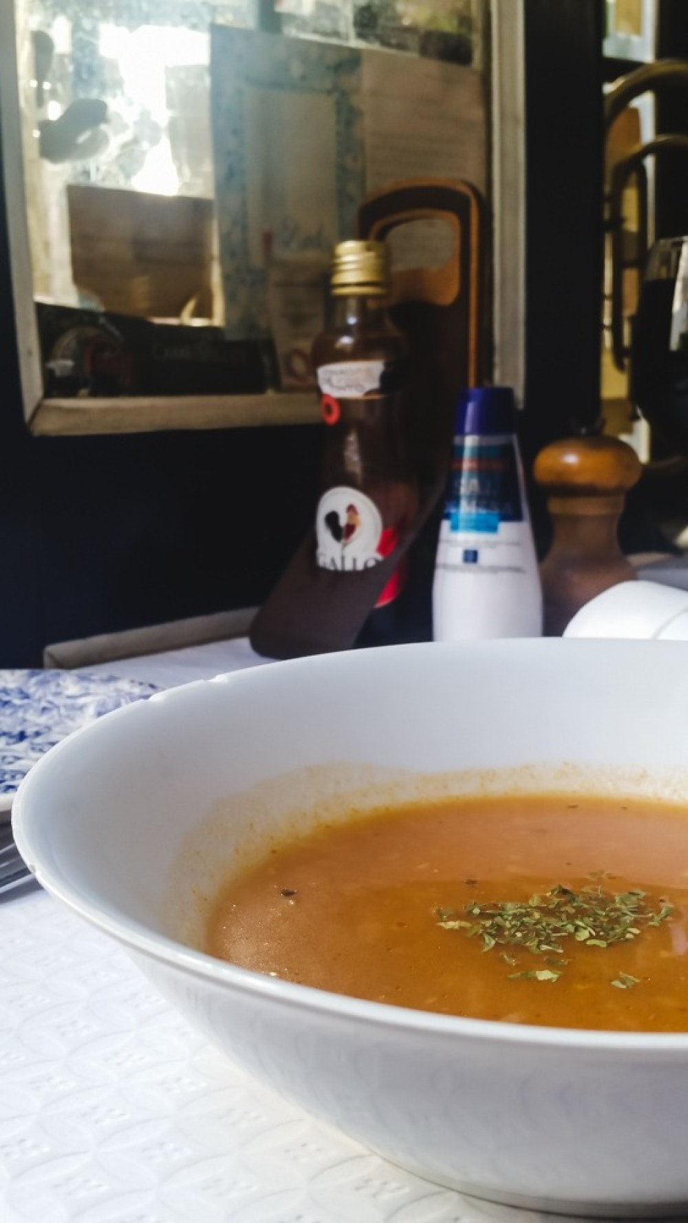 Tomato and Onion Soup | Food and Drinks to Try in Madeira (Portugal) | Wanderwings
