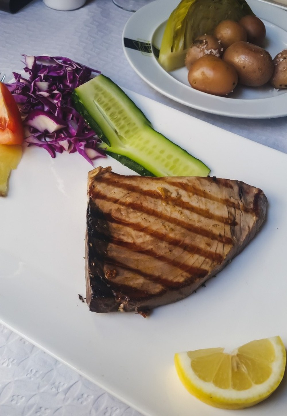 Grilled Tuna Steak | Food and Drinks to Try in Madeira (Portugal) | Wanderwings