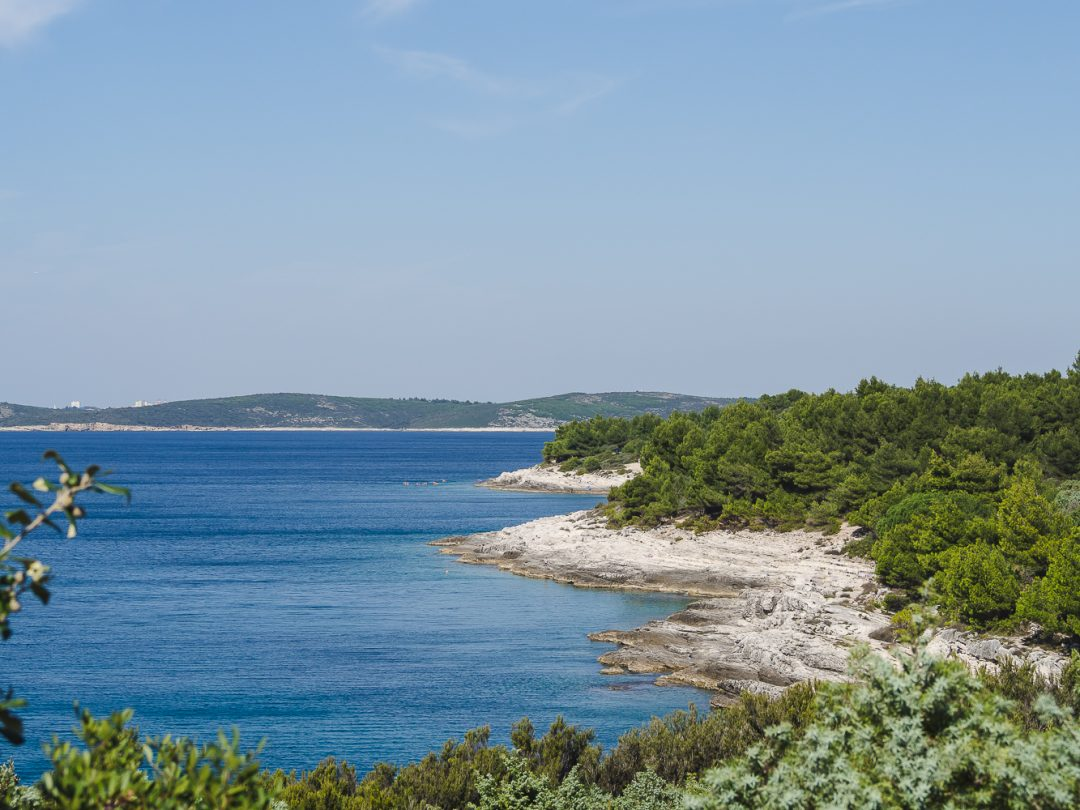 A Week in Istria by Bus