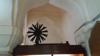 Spinning wheel used by Gandhiji