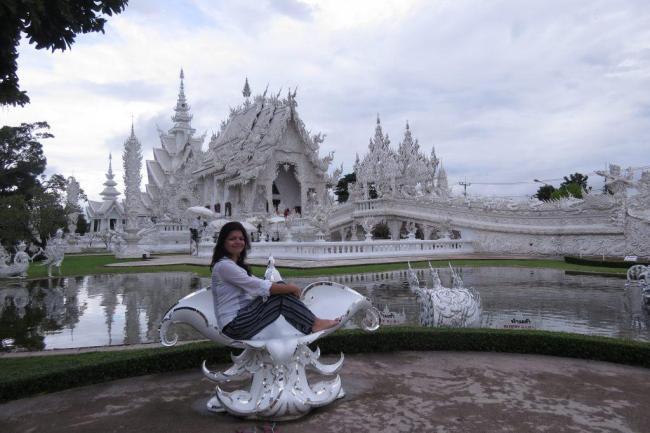 CHIANG RAI 7 PLACES TO VISIT White temple chiang rai thailand