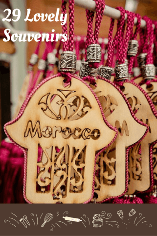interesting souvenirs from around the world
