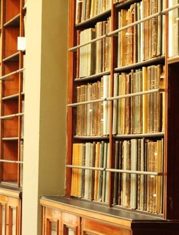 London V&A Library