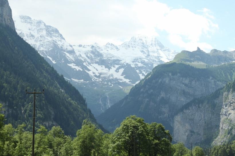 Swiss Alps Camping Jungfrau