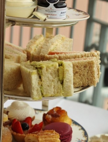 afternoon tea belmond reids palace funchal