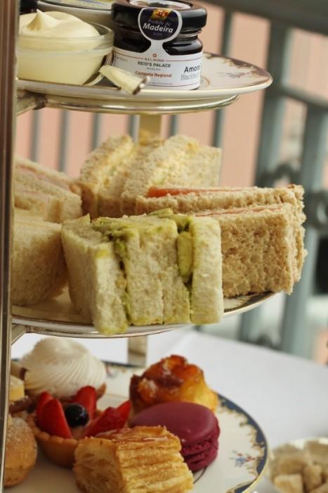 afternoon tea belmond reids palace funchal