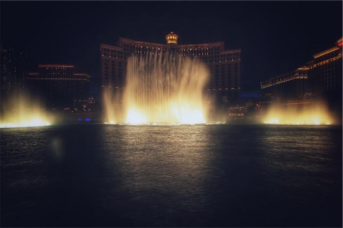 Las Vegas bucket list