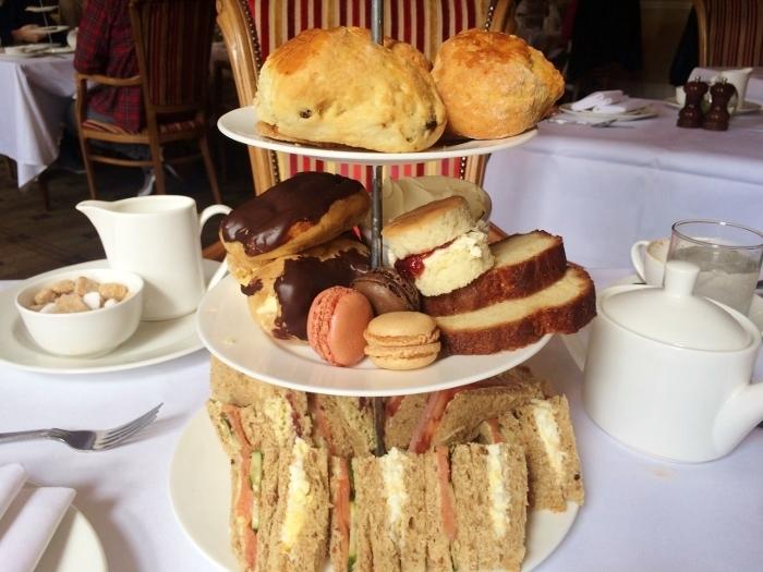 afternoon tea at inglewood manor