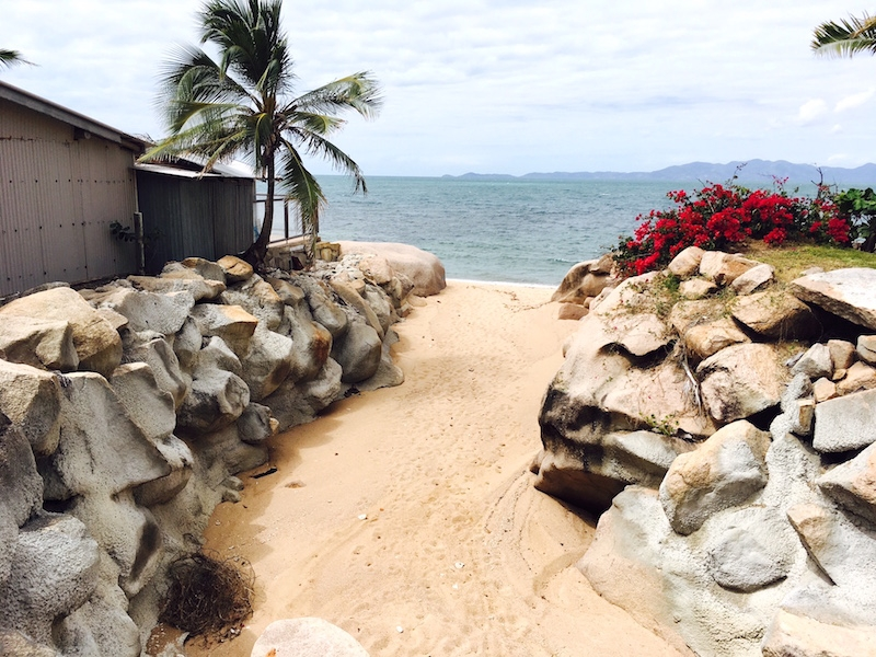 Magnetic Island beach