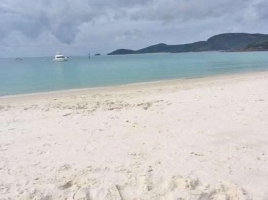whitehaven beach sand