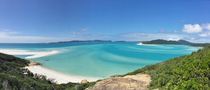 whitsundays panorama