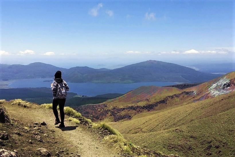 Tongariro Crossing NZ hike