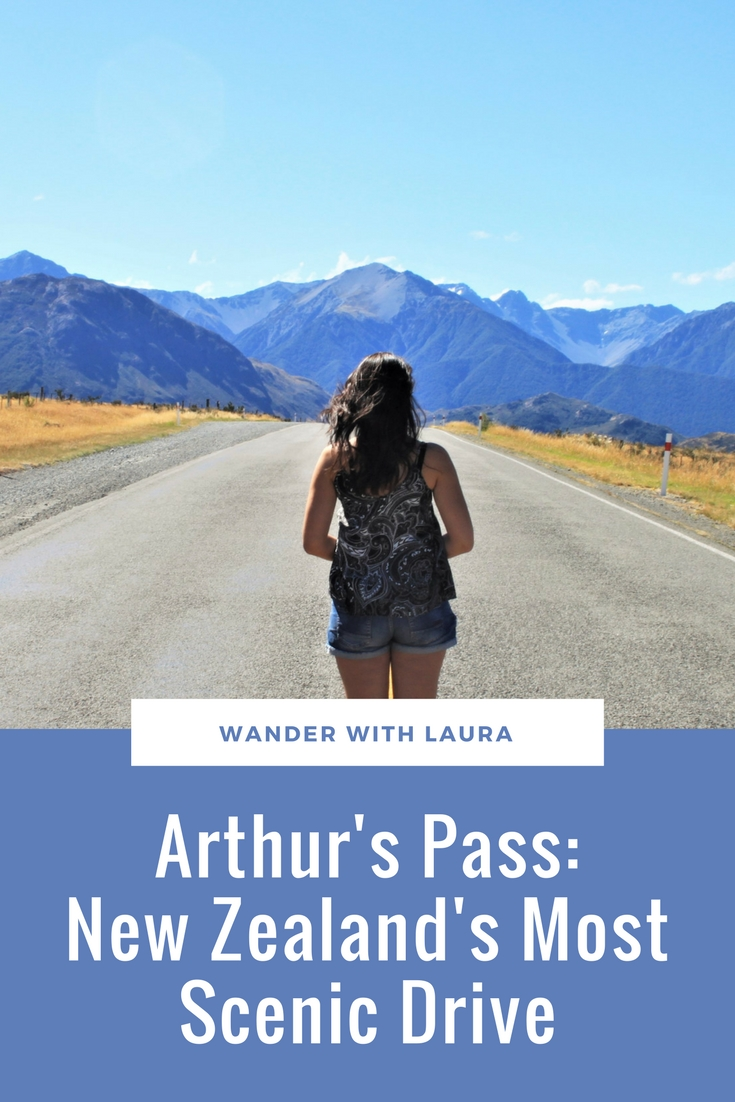 Is Arthur's Pass New Zealand's Most Scenic Drive | Wander with Laura