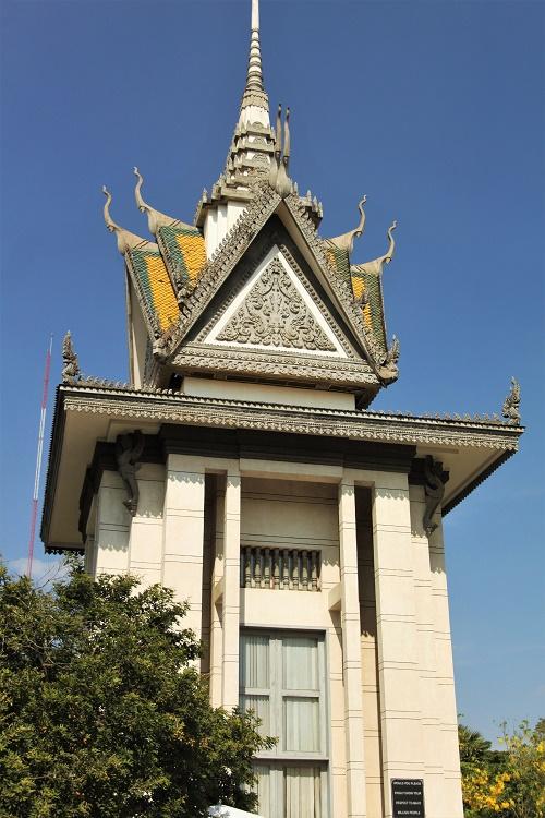 Killing Fields Memorial Phnom Penh