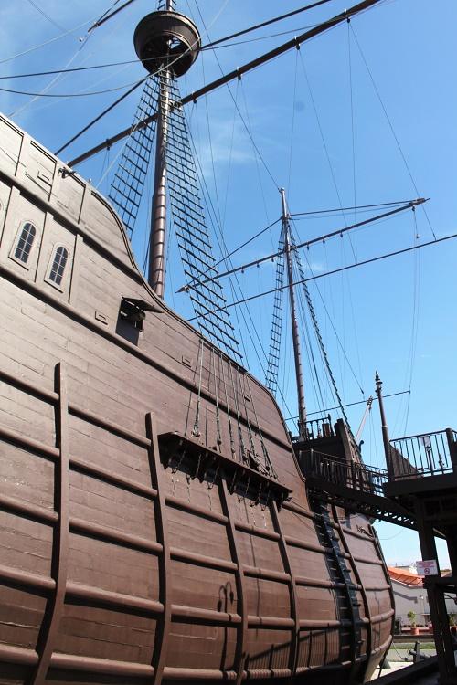 Melaka Portuguese ship