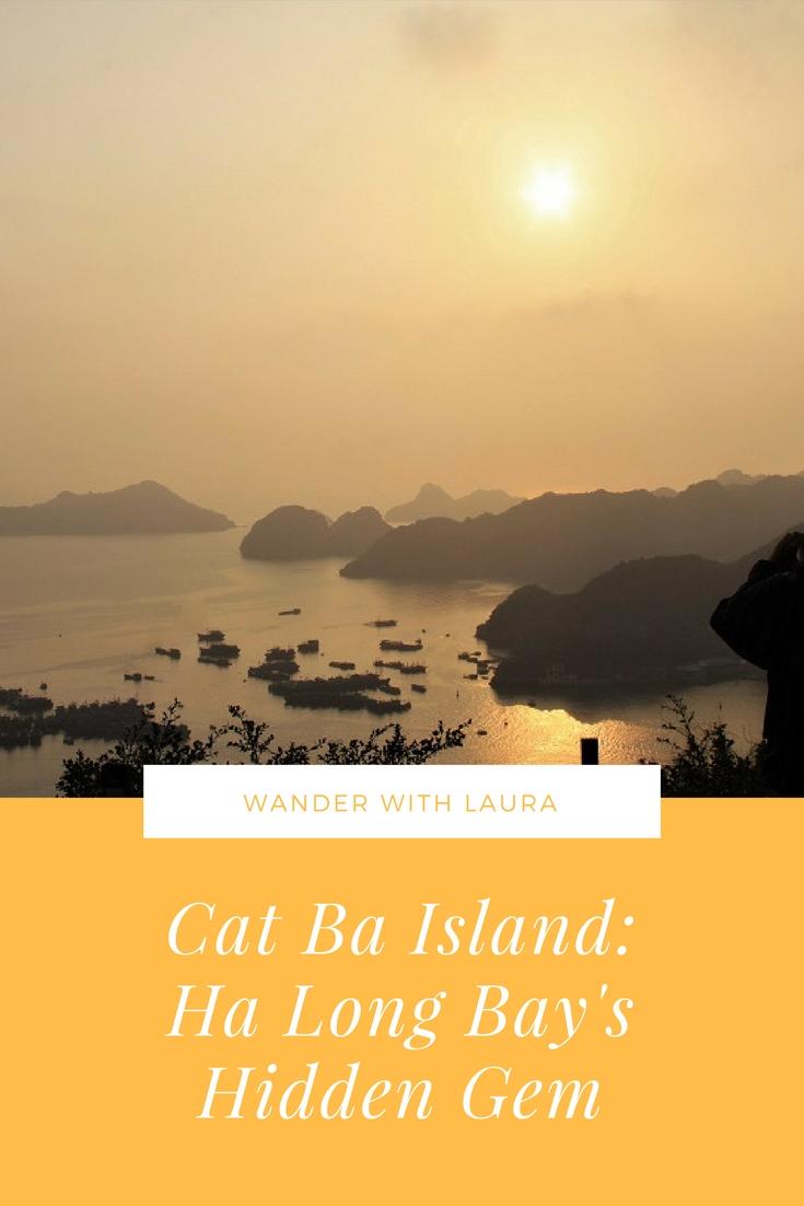 Discover Cat Ba Island, Ha Long Bay's Hidden Gem | Wander with Laura