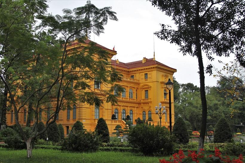 Ho Chi Minh Palace