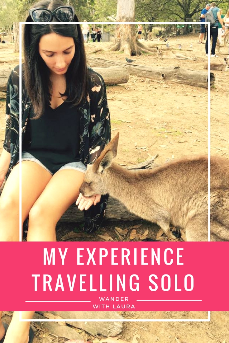My Experience of Travelling Solo
