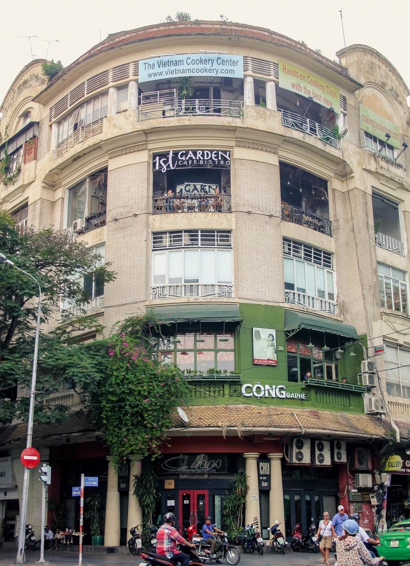 Catinat Building