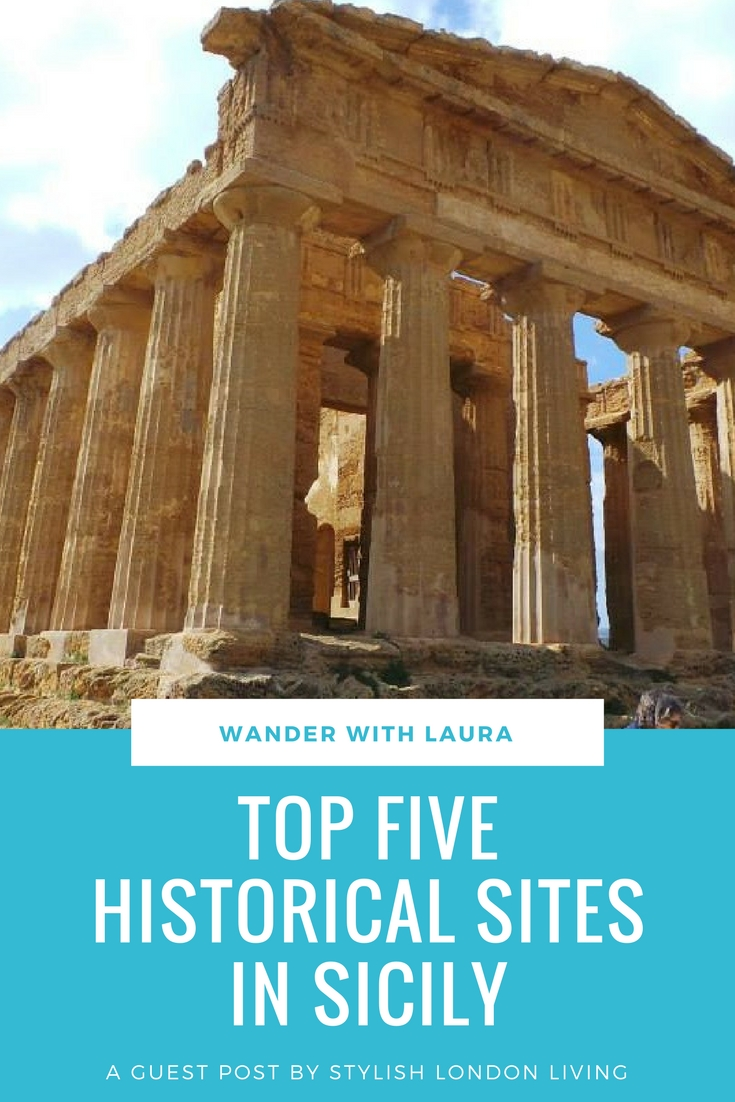Top Five Historical Sites in Sicily | Wander with Laura