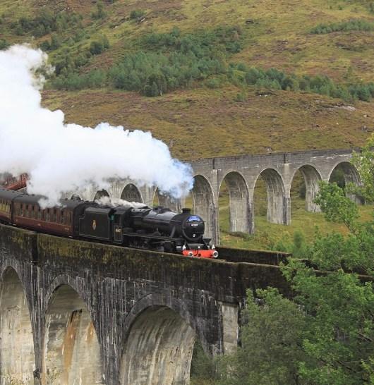 Real Hogwarts Express