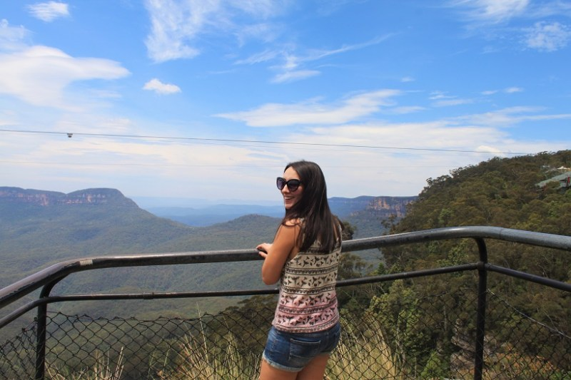 Wander with Laura at the Blue Mountains