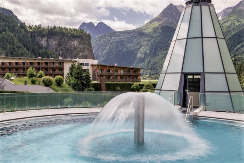 Aqua Dome Hotel Austria