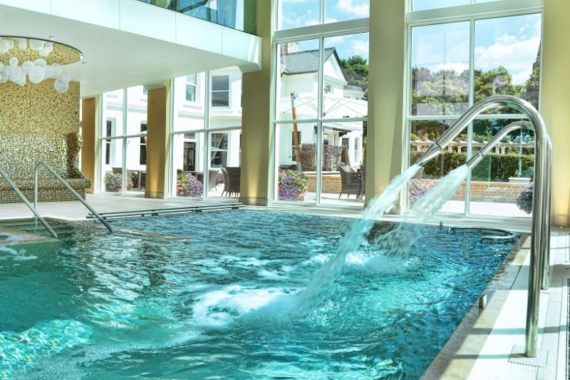 Bedford Lodge Hydro Pool