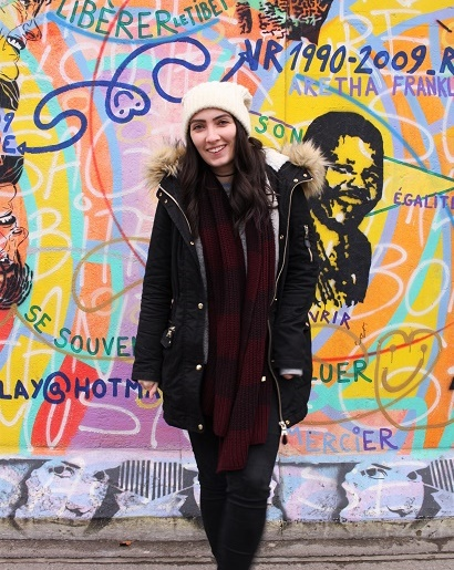 Wander with Laura Berlin Wall