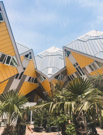 Cube Housees Rotterdam