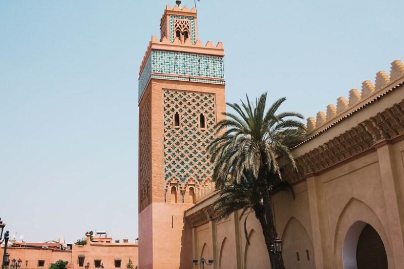 Kasbah Mosque Marrakech