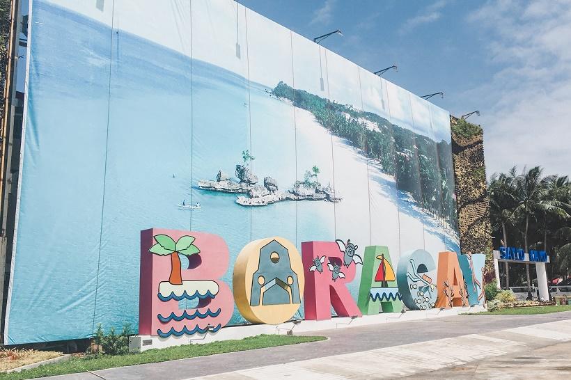 Boracay port
