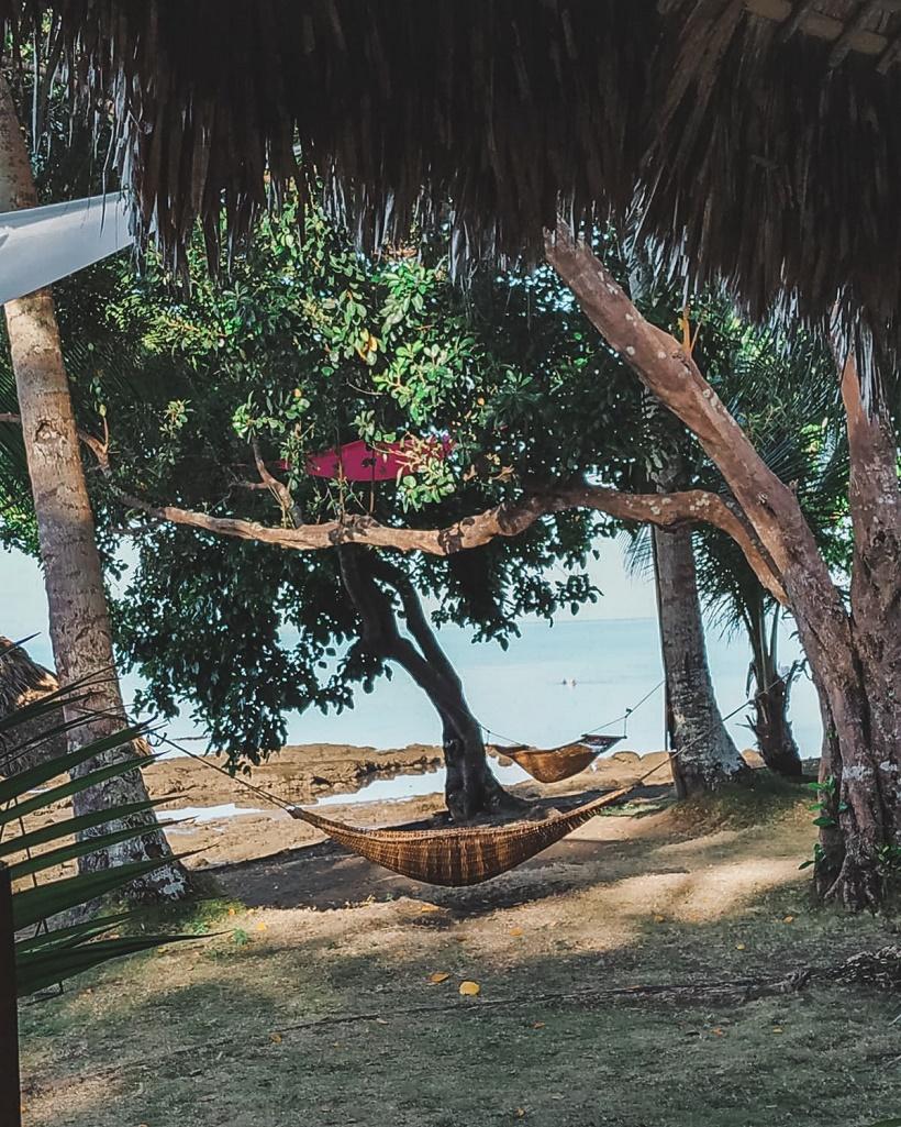 Elysia Beach Resort grounds